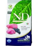 N&D Low Grain Lamb and Blueberry Adult Mini 12 кг.