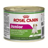 Royal Canin (Роял Канин) Юниор Мусс консервы для щенков 195гр
